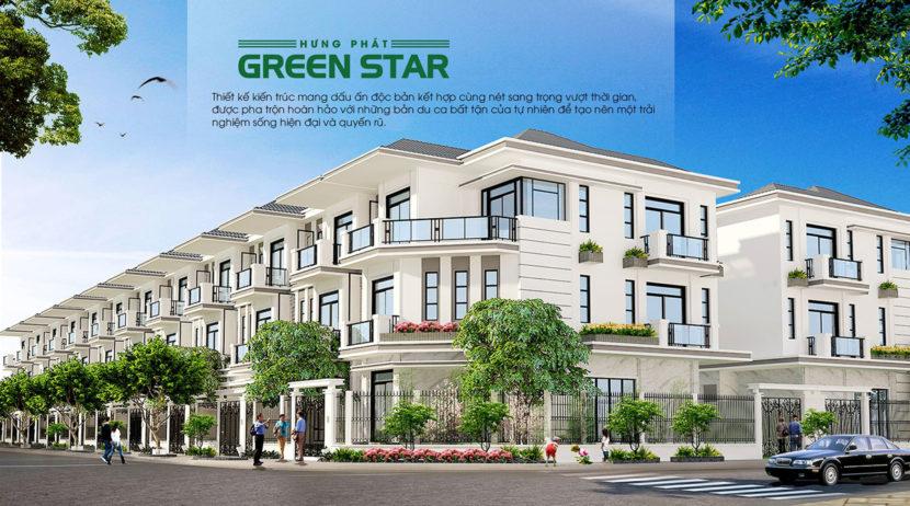 Thiết kế green star