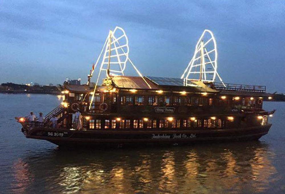 Nhà hàng trên Sông Summer land