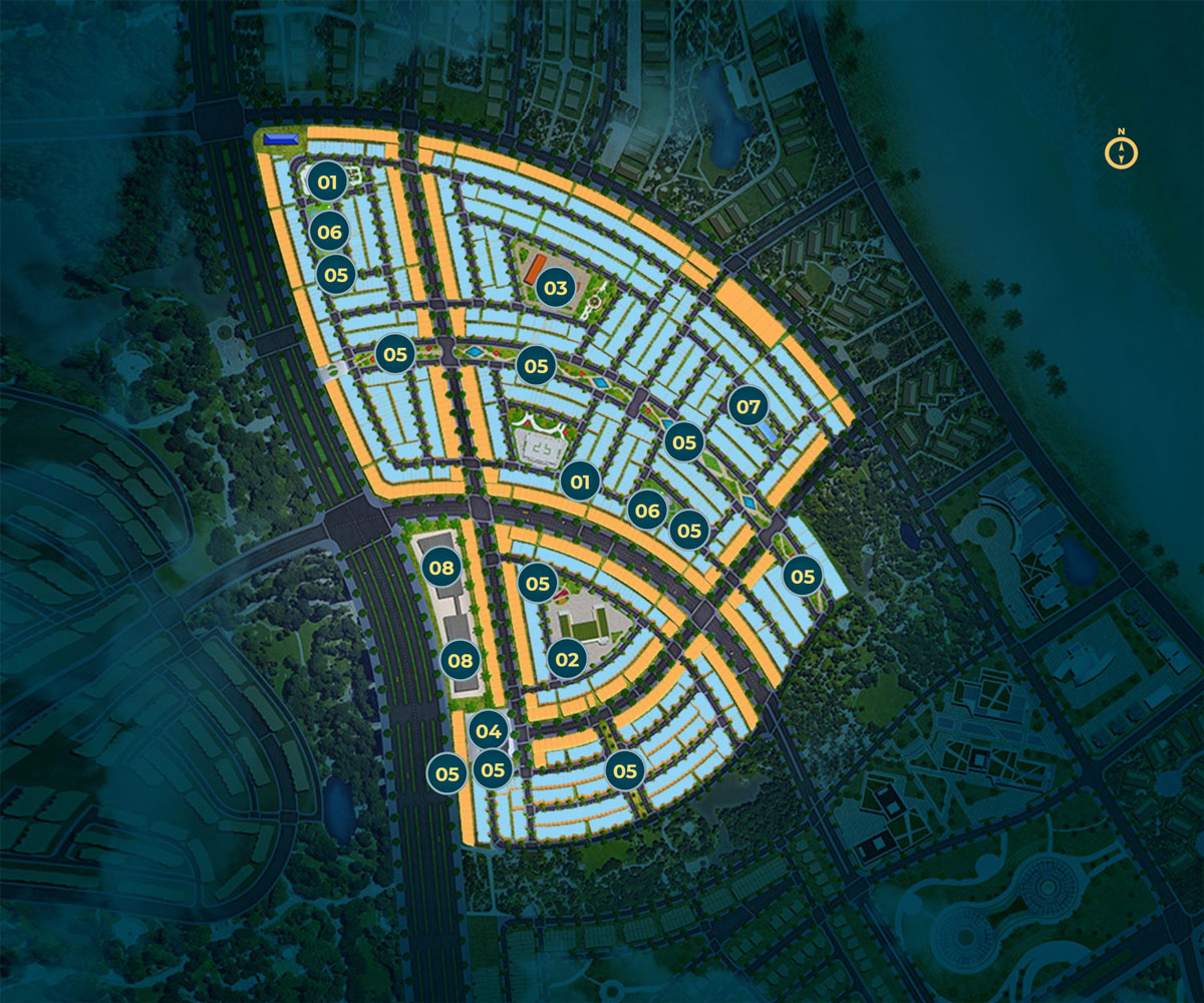 Tiện ích dự án Nhơn hội thành phố mới